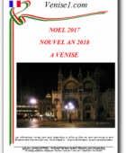 Noël 2017 et Nouvel an 2018 à Venise