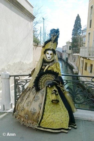 Photos du Carnaval de Venise