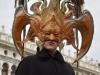 Carnaval de Venise, élection du plus beau masqu