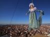 Carnaval de Venise le vol de l'ange