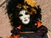 Photos du Carnaval de Venise Portraits du Carnaval de Venise en gros plan