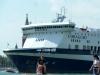 Grands navires de croisière à Venise