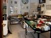 Studio et boutique de gravure à Venise