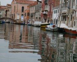En barque à Venise