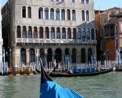 La Ca\' Farsetti à Venise