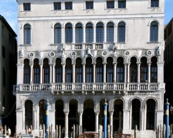 La Ca\' Loredan à Venise