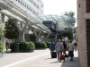 Départ du Entrée du People mover Piazzale Roma à Venise