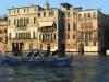 Course en caorline à la Regate historique de Venise