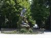 Statue de Garibaldi aux Giardini de Venise