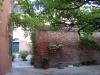Tonnelle de la corte del morer à Venise