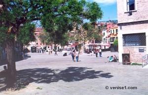 Santa Margherita Venise Sainte Marguerite