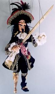 Marionnettes à Venise de Roberto Comin