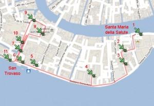 Venise secrète Guide de Venise insolite