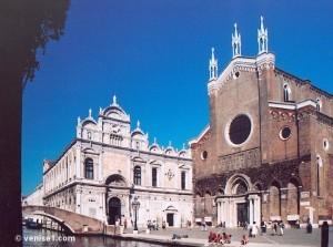 saint jean saint paul san giovanni e paolo à Venise