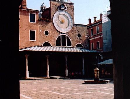 San Giacomo di Rialto à Venise