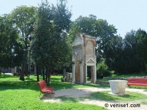 Jardins de Sant Alvise à Venise