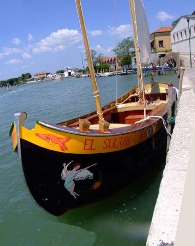 Visiter la lagune de Venise en barque
