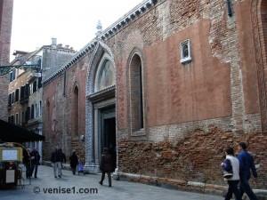 église San Polo à venise
