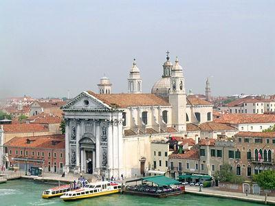 Gesuati à Venise