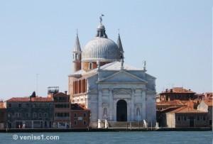 église du Rédempteur à Venise ou chiesa del Redentore