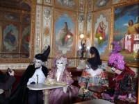 Carnaval de Venise au caffè Florian