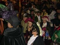 Vaporetto carnaval de Venise
