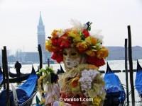 Photo du carnaval de Venise