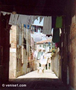marinaressa à Venise