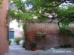 Corte del murer à Venise