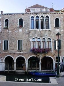 santi apostoli à Venise
