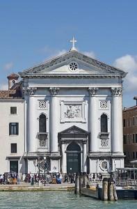 La Pietà, église de la riva dei Schivoni à Venise