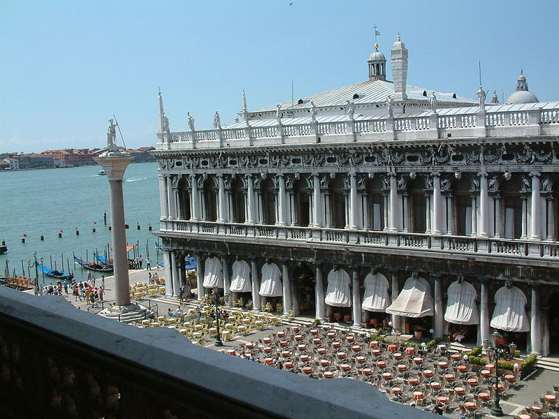 Libreria Marciana à Venise