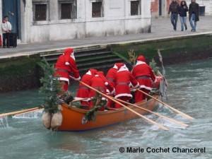 les fêtes à Venise