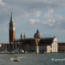 San Giorgio une île proche de Venise