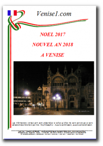 Noël 2018 et Nouvel an 2018 à Venise