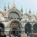 Façades de la basilique Saint Marc
