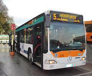 Bus ACTV aéroport de Venise