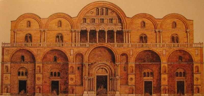 Visite de la basilique Saint Marc à Venise