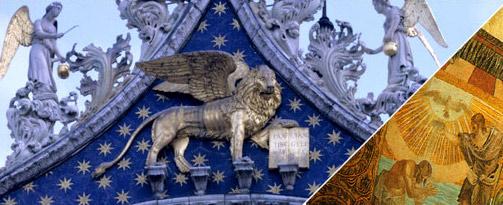 La Basilique Saint Marc à Venise