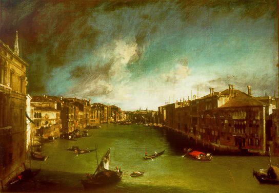 Exposition Canaletto et Venise