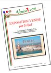 Descriptif de l'exposition Venise à louer