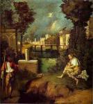 Dorsoduro : Le musée de l'Accademia à Venise