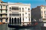 Cannaregio et la Ca' d'Oro à Venise