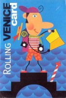 Rolling Venice Card ou Rolling card