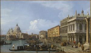 Canaletto et Venise