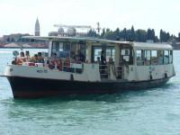 City pass bus vaporetto Venise