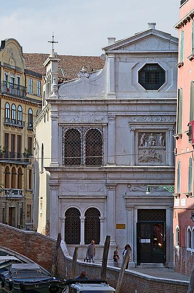 San Giorgio degli Schiavoni à Venise