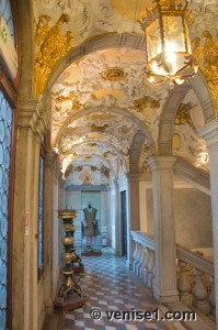 Scuola grande dei carmini à Venise