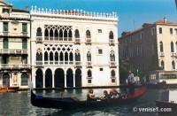 Ca' d'Oro à Venise, galerie Franchetti