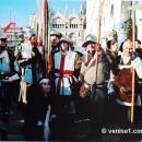 Fête des Marie au Carnaval de Venise et cortège historique